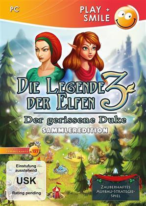 Legende der Elfen 3 - Der gerissene Duke