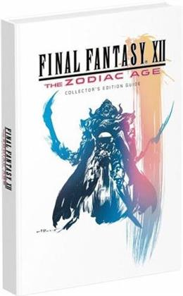 Final Fantasy XII - Zodiac Age Lösungsbuch (Collector's Edition)
