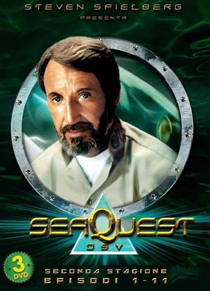 SeaQuest - Stagione 2 Vol. 1 (4 DVD)