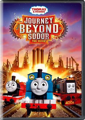 Thomas & Friends - Journey Beyond Sodor - The Movie (2017)