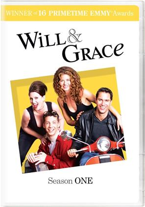Will & Grace - Season 1 (3 DVDs)