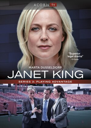 Janet King - Series 3: Playing Advantage (3 DVDs)