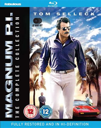 Magnum P.I. - The Complete Collection (37 Blu-rays)