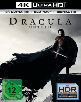 Dracula Untold (2014) (4K Ultra HD + Blu-ray)