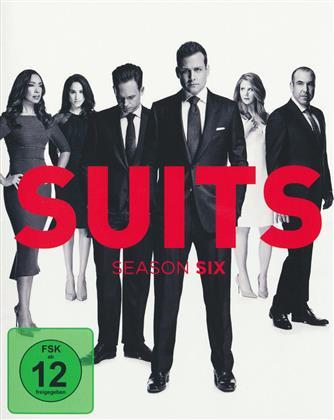 Suits - Staffel 6 (4 Blu-rays)