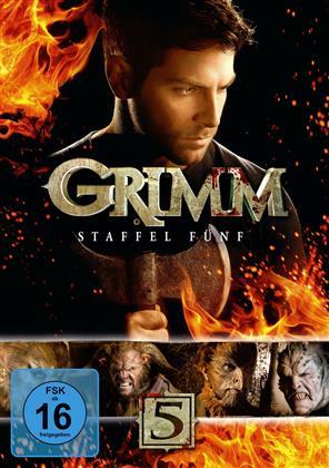 Grimm - Staffel 5 (5 DVDs)