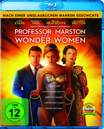 Professor Marston & the Wonder Women (2017)