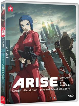 Ghost in the Shell: Arise - Border 1: Ghost Pain / Border 2: Ghost Whispers