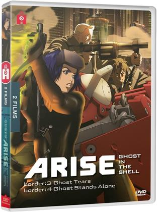 Ghost in the Shell: Arise - Border 3: Ghost Tears / Border 4: Ghost stands alone