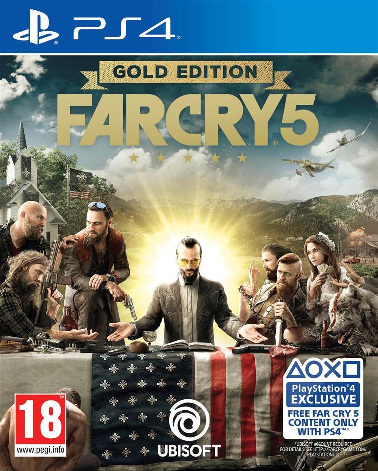 Far Cry 5 (Gold Edition)