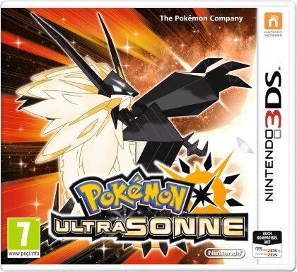 Pokemon Ultra Sonne