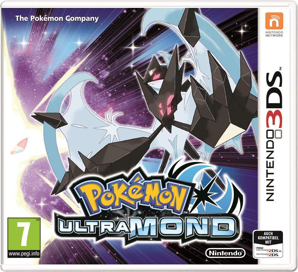 Pokemon Ultra Mond