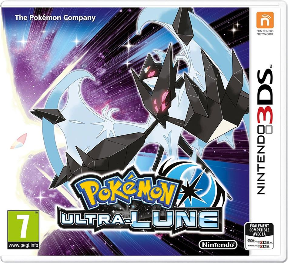 Pokemon Ultra Lune