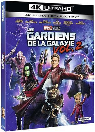 Les Gardiens de la Galaxie - Vol. 2 (2017) (4K Ultra HD + Blu-ray)