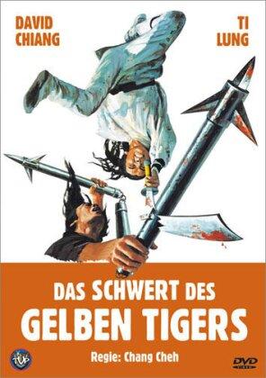 Das Schwert des gelben Tigers (1971) (Kleine Hartbox, Limited Edition, Uncut)