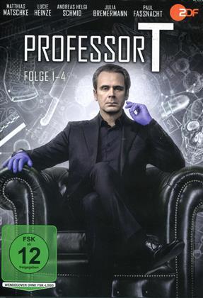 Professor T. - Folge 1-4 (2 DVDs)