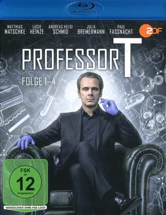 Professor T. - Folge 1-4