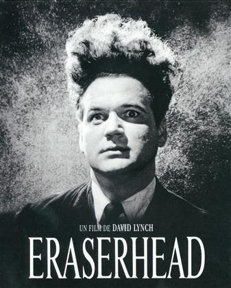 Eraserhead (1977) (n/b, Blu-ray + 2 DVD)