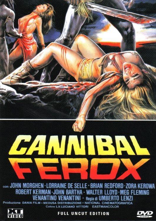 Cannibal Ferox (1981) (Kleine Hartbox, Uncut)