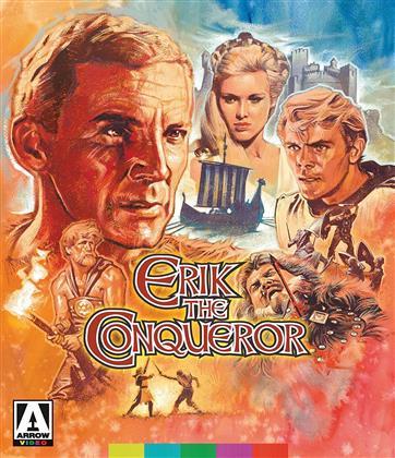 Erik The Conqueror (1961) (2 Blu-rays)
