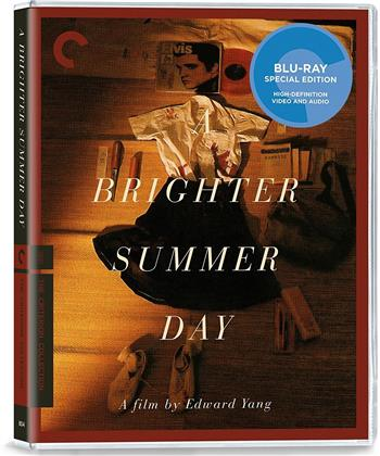 A Brighter Summer Day (1991) (Criterion Collection, Special Edition, 2 Blu-rays)