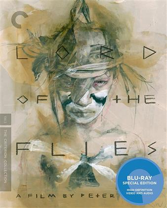 Lord Of The Flies (1963) (s/w, Criterion Collection)