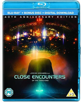 Close Encounters of the Third Kind (1977) (40th Anniversary Edition, 2 Blu-rays)