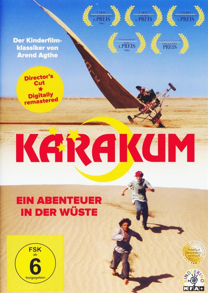 Karakum - Ein Abenteuer in der Wüste (1994) (Director's Cut, Remastered)