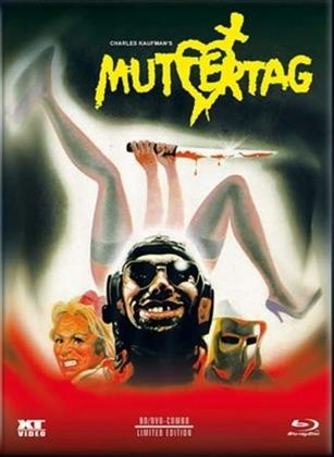 Muttertag (1980) (Cover C, Limited Edition, Mediabook, Uncut, Blu-ray + DVD)