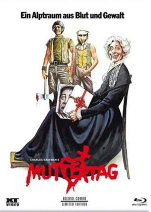Muttertag (1980) (Cover A, Limited Edition, Mediabook, Uncut, Blu-ray + DVD)