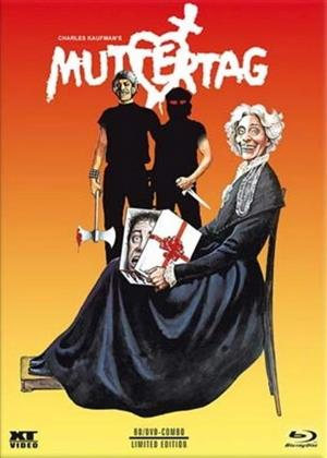 Muttertag (1980) (Cover D, Limited Edition, Mediabook, Uncut, Blu-ray + DVD)