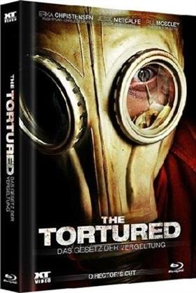 The Tortured - Das Gesetz der Vergeltung (2010) (Cover B, Limited Edition, Mediabook, Uncut, Blu-ray + DVD)