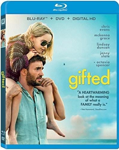Gifted (2017) (Blu-ray + DVD)