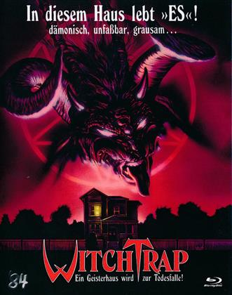 Witchtrap (1989) (Kleine Hartbox, Collector's Edition, Limited Edition, Uncut)
