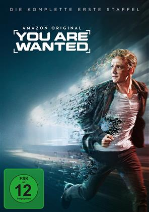 You Are Wanted - Staffel 1 (2 DVDs)
