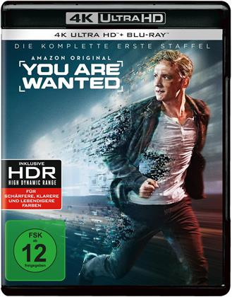You are wanted - Staffel 1 (2 4K Ultra HDs + 2 Blu-rays)