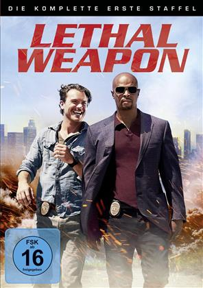Lethal Weapon - Staffel 1 (4 DVDs)