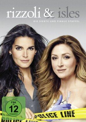 Rizzoli & Isles - Staffel 7 - Die finale Staffel (3 DVDs)