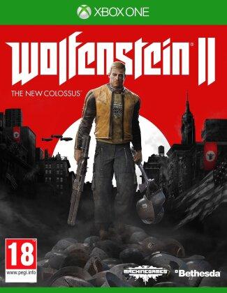 Wolfenstein 2 - The New Colossus