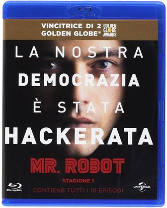 Mr. Robot - Stagione 1 (3 Blu-rays)