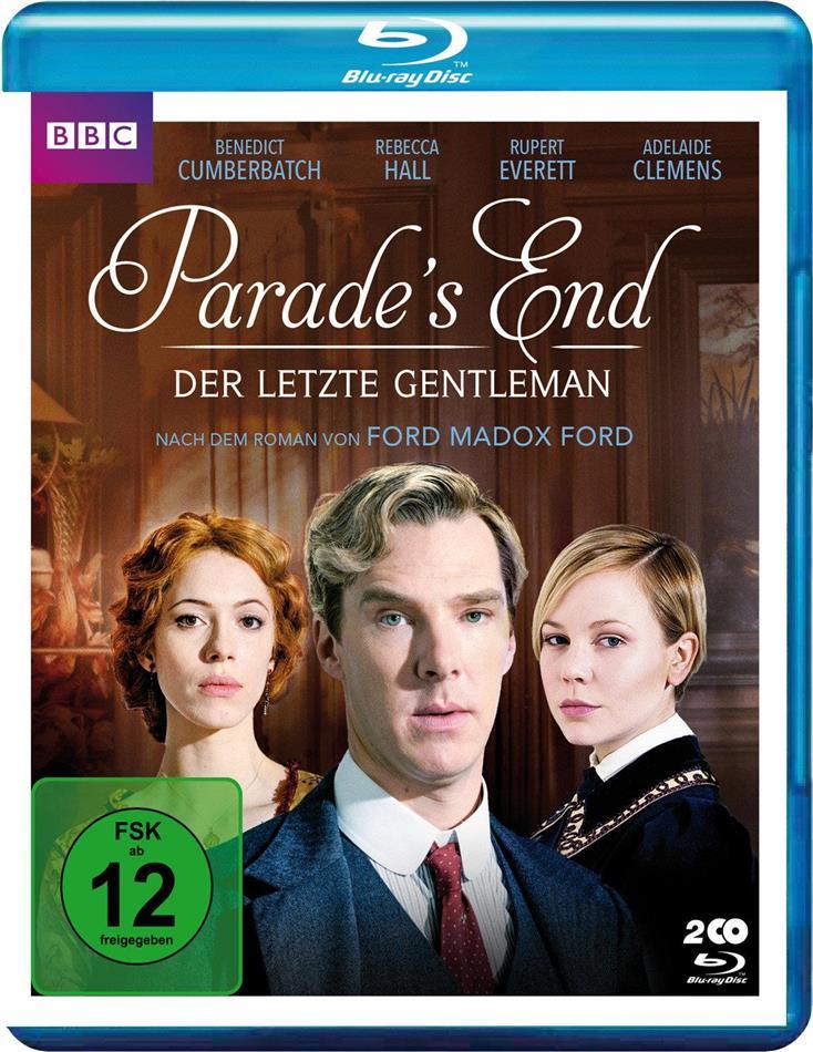 Parade's End - Der letzte Gentleman (BBC, Neuauflage, 2 Blu-rays)