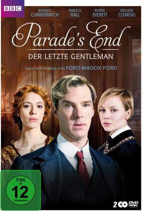 Parade's End - Der letzte Gentleman (BBC, Neuauflage, 2 DVDs)