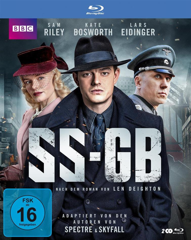 SS-GB - Mini-Serie (BBC, 2 Blu-rays)