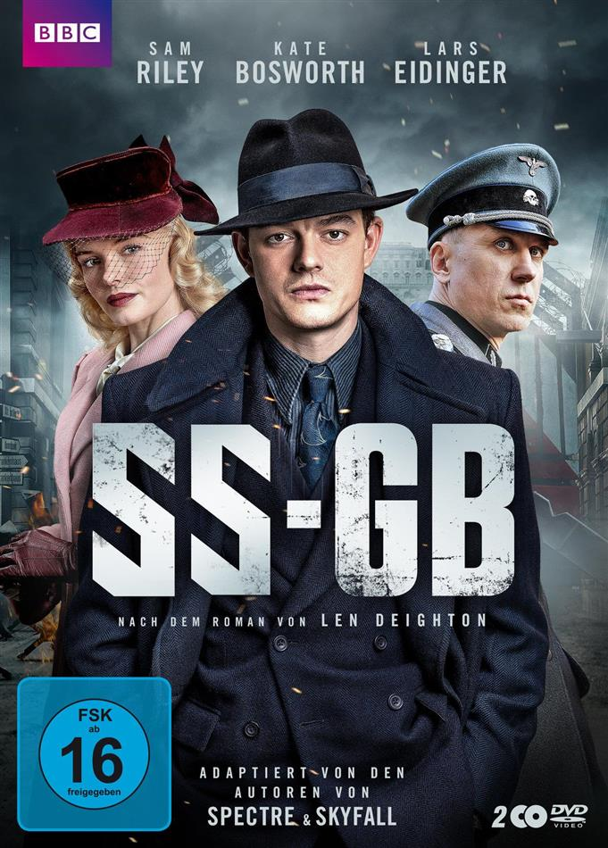 SS-GB - Mini-Serie (BBC, 2 DVDs)
