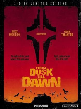 From Dusk Till Dawn (1996) (Limited Edition, Mediabook, Uncut, Blu-ray + DVD)