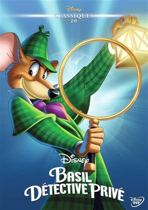 Basil - Detective privé (1986) (Disney Classics)