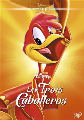 Les trois caballeros (1944) (Disney Classics)