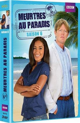 Meurtres au paradis - Saison 6 (BBC, 3 DVDs)