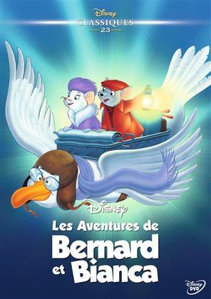 Les aventures de Bernard et Bianca (1977) (Disney Classics)