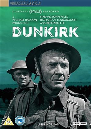 Dunkirk (1958) (Vintage Classics, s/w, Restaurierte Fassung)